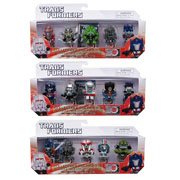Transformers 30th Anniversary Mini Figures 5 Packs