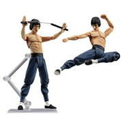 Good Smile Max Factory Figma Bruce Lee Action Figure