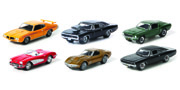 Green Light 1:64 1/64 Scale Die Cast Cars Hollywood Series 3
