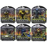 Halo Series 4 Action Figures