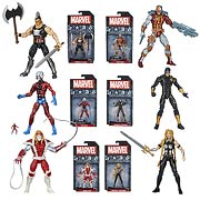 Hasbro Marvel Infinite 3 3/4 Inch Wave 3 Ares Deathlok Ant-man Cyclops Omega Red Valkkyrie Action Figures