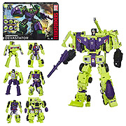 Hasbro Transformers Generations Combiner Wars Constructicons Devastator Set Action Figure