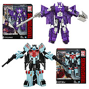 Hasbro Transformers Generations Voyager Combiner Wars Hot Spot and Cyclonus Action Figure