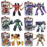 Hasbro Transfomers Generations Deluxe Armada Starscream Scoop Skywarp Tankor Rat Trap Miini Cons Action Figure
