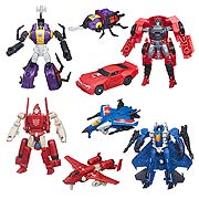 Hasbro Transformers Legends Combiner Wars Bombshell Windcharger Powerglide Thundercracker Action Figure