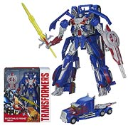 Hasbro Transformers Movie 4 Age of Extinction Leader Optimus Prime Action Figure