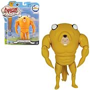 Jazwares 5 Inch Finn in Jake Suit Action Figure