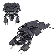 Kaiyodo Revoltech Batman Dark Knight Rises The Bat Vehicle