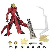 Kaiyodo Reveltech Trigun Badlands Rumble Vash The Stampede Action Figure