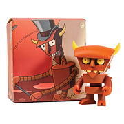 Kid Robot Vinyl Figure Futurama Robot Devil