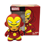 Kidrobot Munny Marvel Iron Man Figure