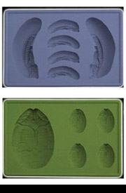 Kotobukiya Alien Head and Alien Egg Sillicon Ice Tray