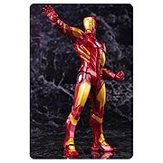 Kotobukiya Artfx+ Marvel Avengers Now Iron Man Red Variant Statue
