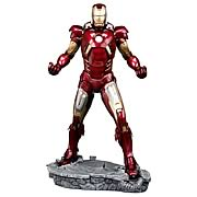 Kotobukiya Artfx Avengers Movie Iron Man Mark VII Statue