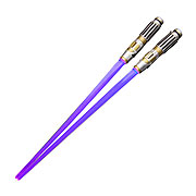Kotobukiya Star Wars Mace Windu Light-up Lightsaber Chopsticks