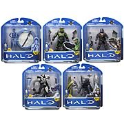 Halo 10th Anniversary Action Figures
