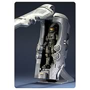 Mcfarlane Halo 4 Master Chief with Cryotube Deluxe Action Figure
