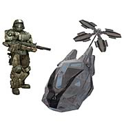 Mcfarlane Halo Universe ODST Drop Pod Deluxe Vehicle with The Rookie