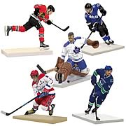 Mcfarlane NHL Series 29 Alex Ovechkin, Steve Stamkos, Patrick Kane, Alex Burrows, Johnny Bower