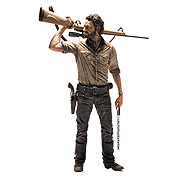 Mcfarlane Toys Walking Dead TV Series Rick Grimes 10 inch Action Figure