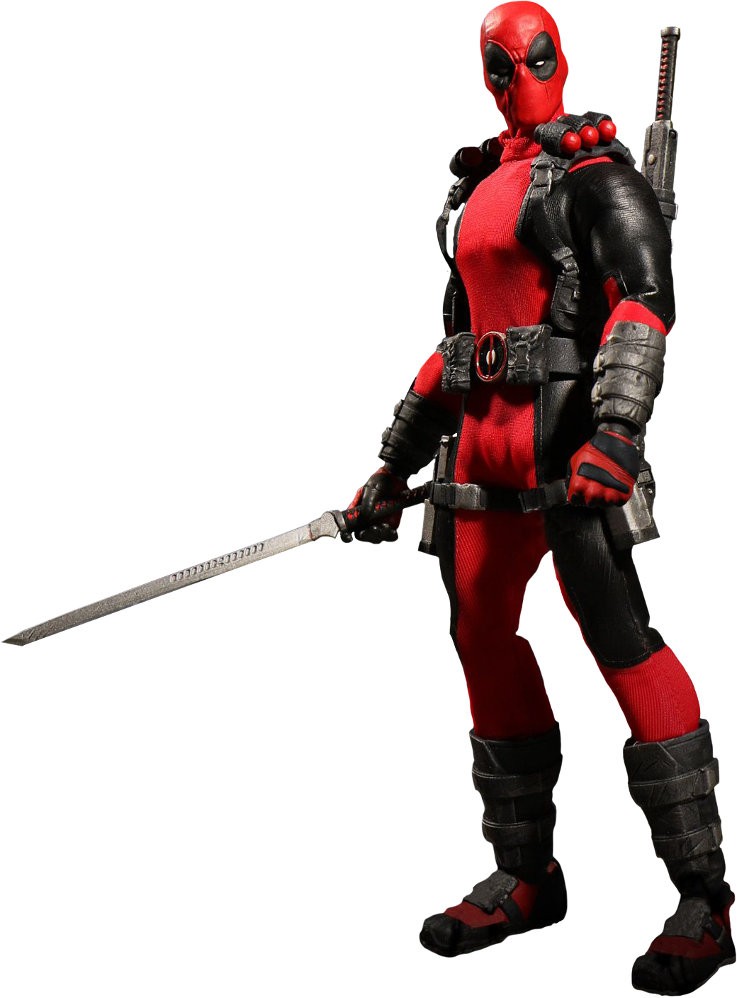 Mezco One: 12 Deadpool Action Figure