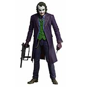 NECA Batman Dark Knight Joker 1/4 Quarter Scale Action Figure