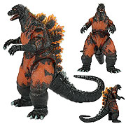 NECA Godzilla 1995 Movie Classic Burning Godzilla Action Figure