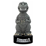 NECA Solar Powered Godzilla Head Knocker Bobblehead Figure