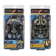 NECA Pacific Rim Series 3 Jaeger Cherno Alpha Coyote Tango Action Figures