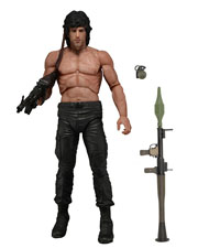 NECA Rambo First Blood Part II Action Figure