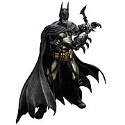 Playarts Arkham Asylum Kai Armored Batman Action Figure