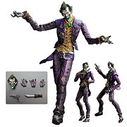 Square Enix Play Arts Kai Arkham City Action Figure