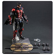 Square Enix Play Arts Kai Batman Arkham Origins Robin Action Figure