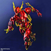 Square Enix Play Arts DC Comics Variant Flash Action Figure