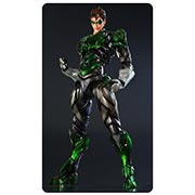 Square Enix Play Arts Kai DC Comics Variant Green Lantern Action Figure