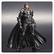Square Enix Play Arts Kai Man of Steel General Zod Action Figure