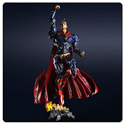 Square Enix Play Arts Kai DC Comics Superman Variant Action Figure