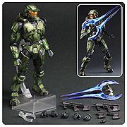 Square Enix Play Arts Kai Halo 2 Master Chief Anniversary Edition Action Figure