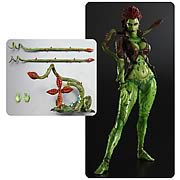 Square Enix Play Arts Kai Arkham City Poison Ivy Action Figure