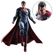 Square Enix Play Arts Kai Batman versus Superman Dawn of Justice Superman Action Figure