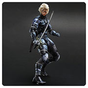 Square Enix Playarts Kai Metal Gear Solid 2 Sons of Liberty Raiden Action Figure