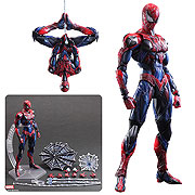 Square Enix Play Arts Kai Marvel Spider-man Variant Action Figure