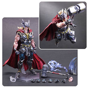 Square Enix Play Arts Kai Marvel Variant Thor Action Figure