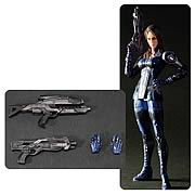 Playarts Kai Mass Effect 3 Ashley Williams Action Figure