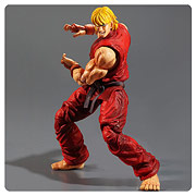 Square Enix Play Arts Kai Street Fighter IV Ken Action Figure