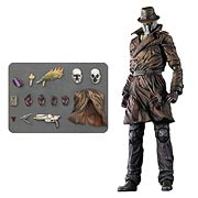 Square Enix Play Arts Kai Watchmen Rorschach Action Figure