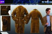 Robe Factory Doctor Who 11th Doctor Matt Smith Bathrobe