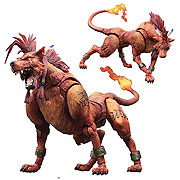 Square Enix Play Arts Kai Final Fantasy VII Advent Children Red XIII Action Figure