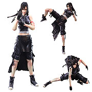 Square Enix Play Arts Final Fantasy VII Advent Children Tifa Lockhart Action Figure