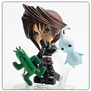 Square Enix Final Fantasy VIII Squall Kai Trading Arts Mini Figure